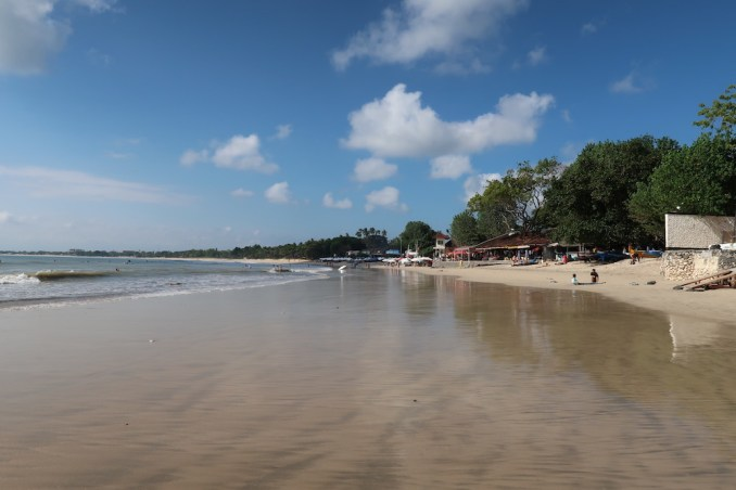 JIMBARAN BAY BEACH