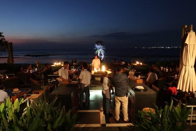 SUNDARA BEACH CLUB - DINNER