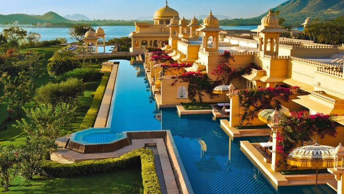 THE OBEROI UDAIVILAS, UDAIPUR, INDIA