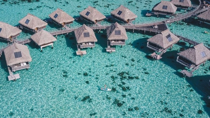 WIN A TRIP TO TAHITI WITH UNITED AIRLINES