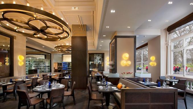 DINNER BY HESTON BLUMENTHAL'S, MANDARIN ORIENTAL LONDON, UK