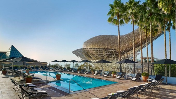 HOTEL ARTS BARCELONA, A RITZ-CARLTON HOTEL, SPAIN