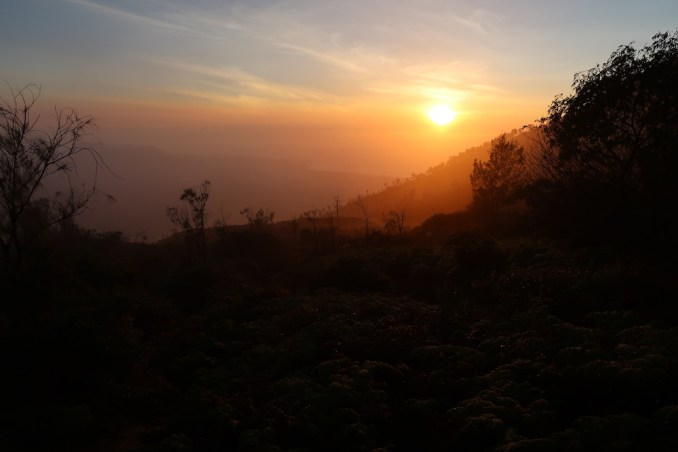 MOUNT IJEN SUNRISE