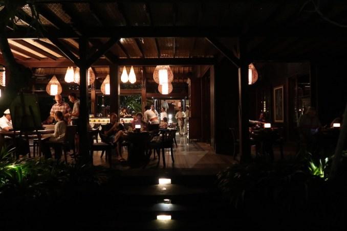 MANDAPA AT NIGHT