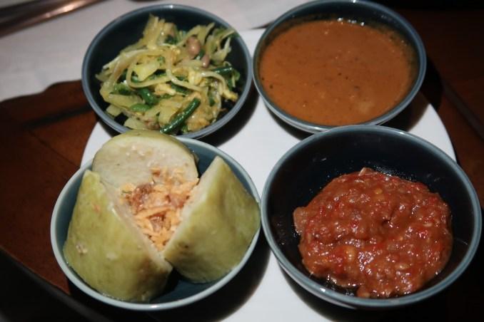 MANDAPA: ONE BEDROOM POOL VILLA - IN ROOM DINING