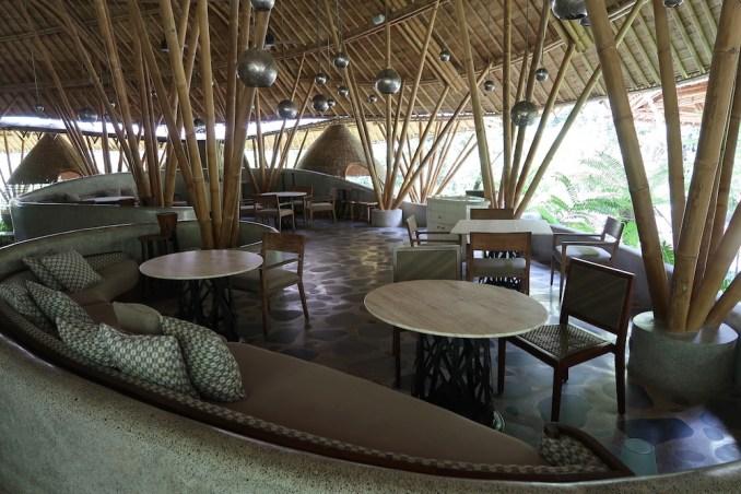MANDAPA: KUBU RESTAURANT