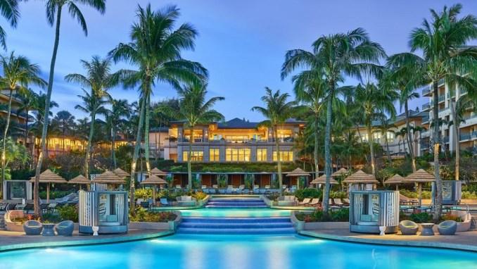 THE RITZ-CARLTON, KAPALUA, HAWAII, USA