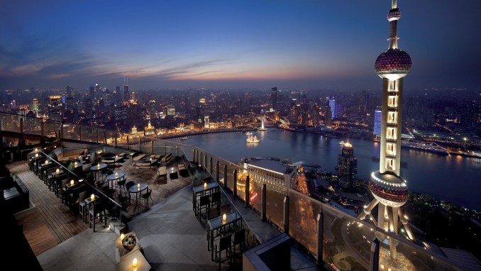 THE RITZ-CARLTON, SHANGHAI