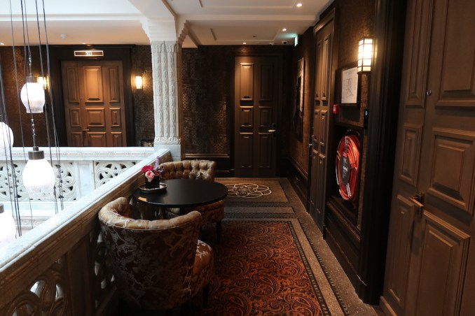HOTEL TWENTYSEVEN: GUEST ROOM FLOOR