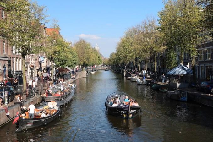 AMSTERDAM: IMPRESSIONS