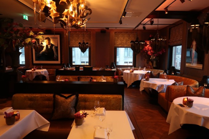 HOTEL TWENTYSEVEN: DINNER