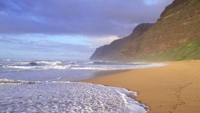 RELAX ON POLIHALE BEACH