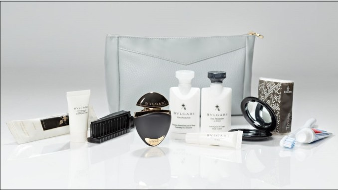 EXCLUSIVE BULGARI AMENITY KITS