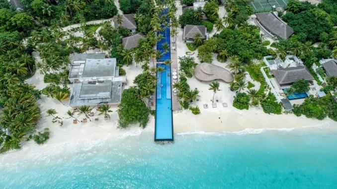 FAIRMONT MALDIVES, SIRRU FEN FUSHI, MALDIVES