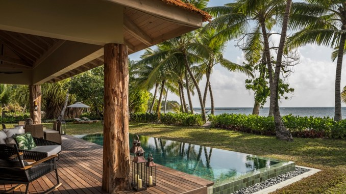 FOUR SEASONS RESORT SEYCHELLES AT DESROCHES ISLAND, SEYCHELLES