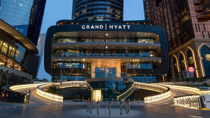 GRAND HYATT ABU DHABI HOTEL, UNITED ARAB EMIRATES