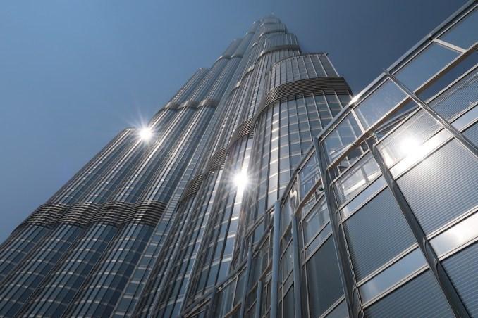 ARMANI HOTEL DUBAI: BURJ KHALIFA