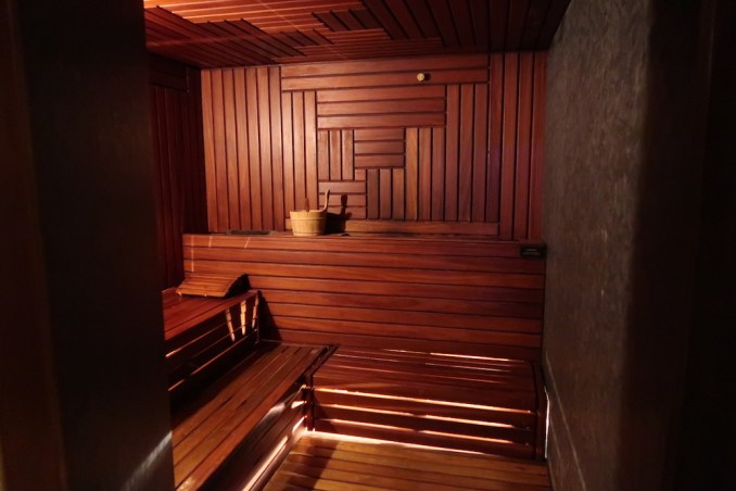 ARMANI HOTEL DUBAI: SPA