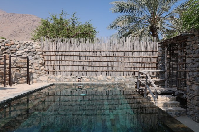 SIX SENSES ZIGHY BAY: SPA POOL VILLA - GARDEN
