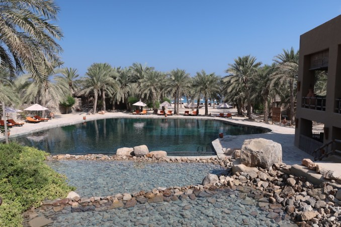 SIX SENSES ZIGHY BAY: MAIN POOL