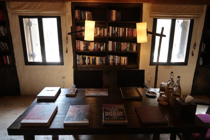 SIX SENSES ZIGHY BAY: LIBRARY
