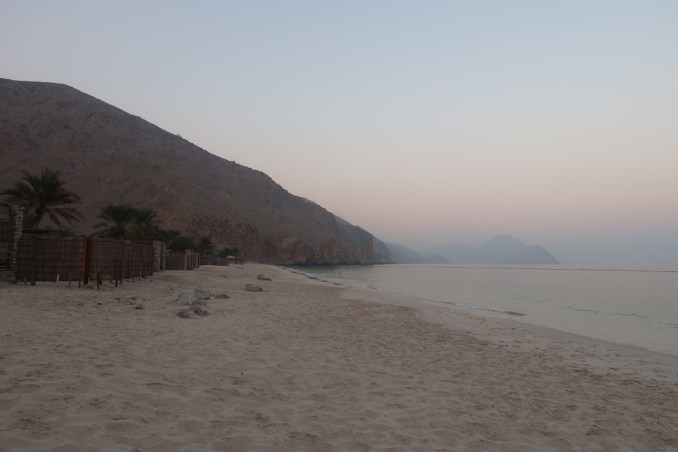 SIX SENSES ZIGHY BAY AT DUSK