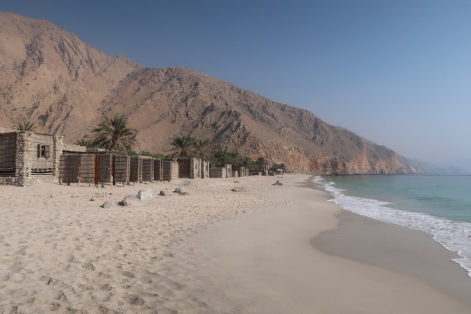 SIX SENSES ZIGHY BAY: BEACH