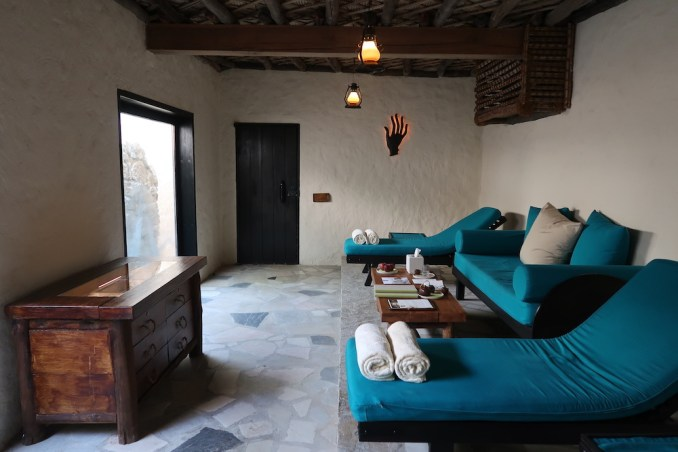 SIX SENSES ZIGHY BAY: SPA