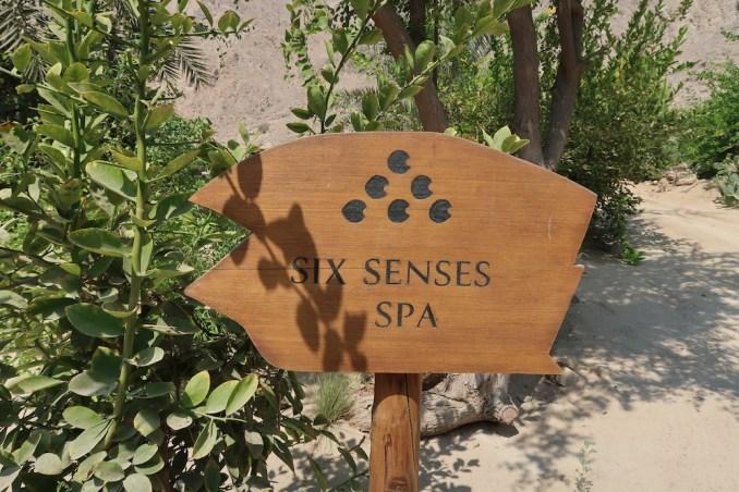 SIX SENSES ZIGHY BAY: SPA