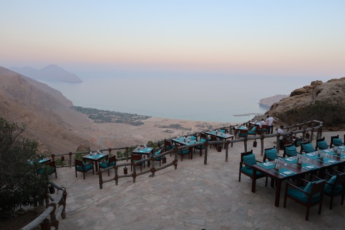 SIX SENSES ZIGHY BAY: DINNER AT SENSES ON THE EDGE