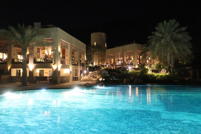SIX SENSES ZIGHY BAY AT NIGHT