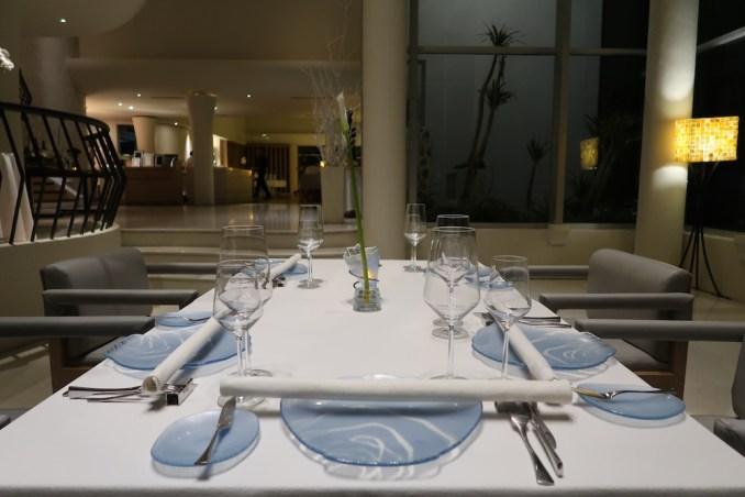 BANYAN TREE UNGASAN: DINNER AT JU-MA-NA RESTAURANT
