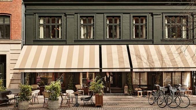 SANDERS COPENHAGEN, DENMARK