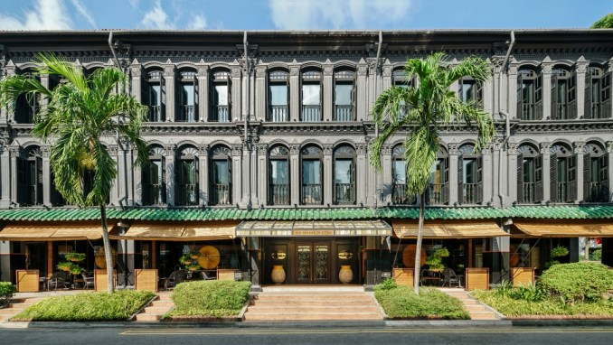 SIX SENSES DUXTON & MAXWELL, SINGAPORE