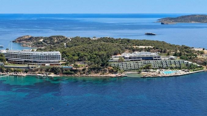 FOUR SEASONS ASTIR PALACE HOTEL ATHENS, GREECE