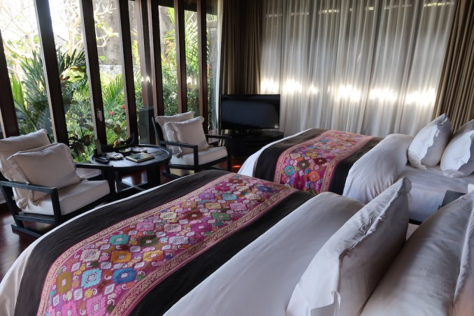BULGARI BALI: OCEAN VIEW VILLA - BEDROOM
