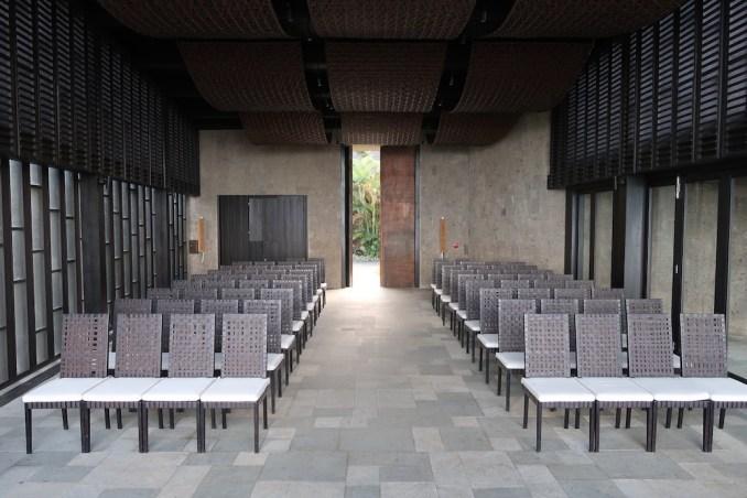 BULGARI BALI: WEDDING CHAPEL