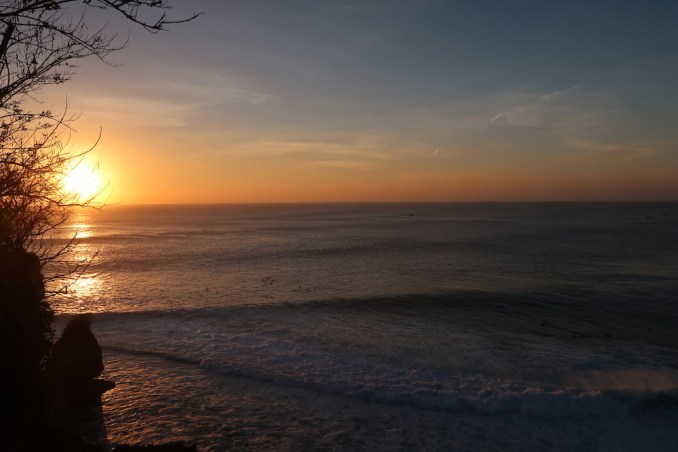 ULUWATU BEACH - SUNSET