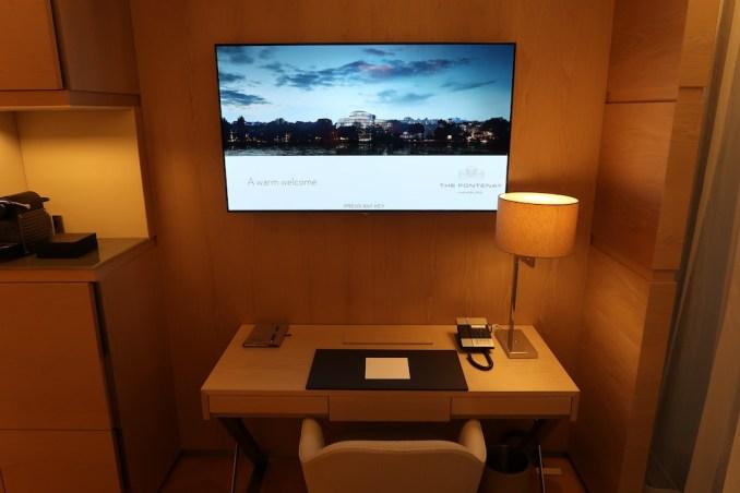 THE FONTENAY HAMBURG: CLASSIC ROOM