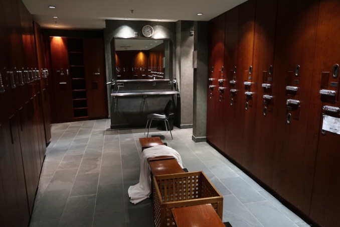 PARK HYATT HAMBURG: SPA