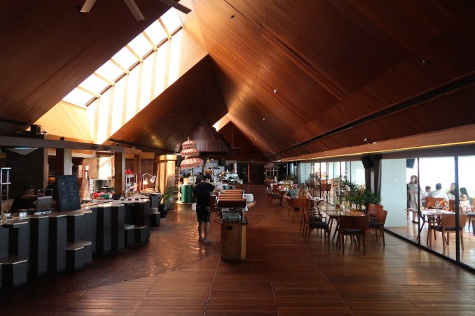 ANANTARA ULUWATU: BREAKFAST BUFFET