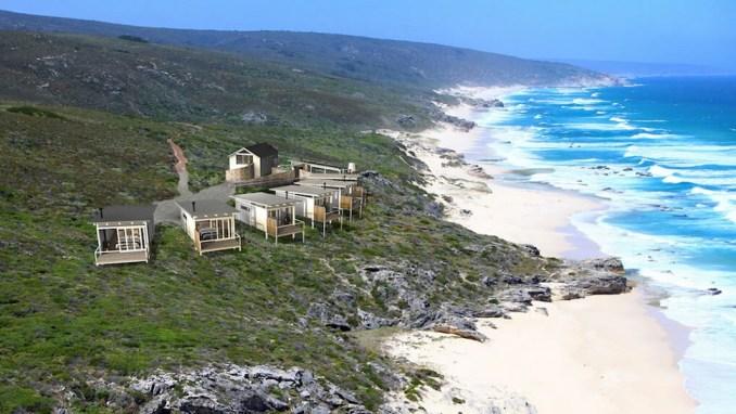 LEKKERWATER BEACH LODGE AT DE HOOP, SOUTH AFRICA
