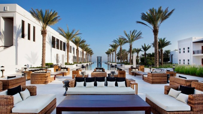 THE CHEDI MUSCAT, OMAN