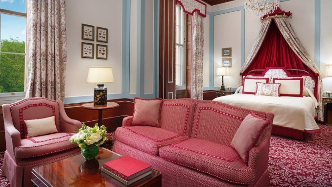 THE LANESBOROUGH LONDON, UNITED KINGDOM