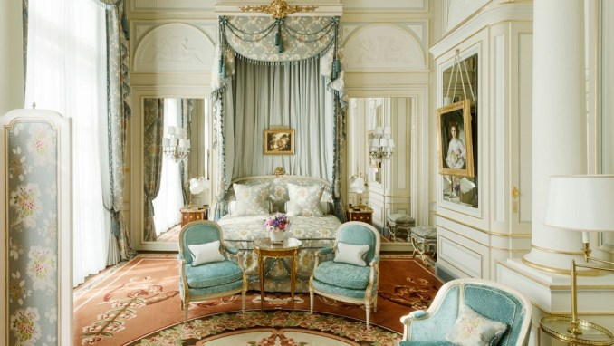 THE RITZ PARIS, FRANCE