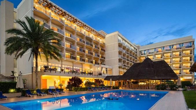 STAY AT 'HOTEL RWANDA'