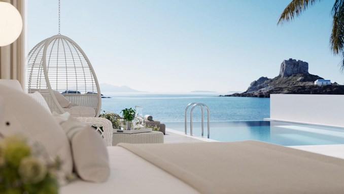 WIN A HOLIDAY ON THE GREEK ISLAND OF KOS