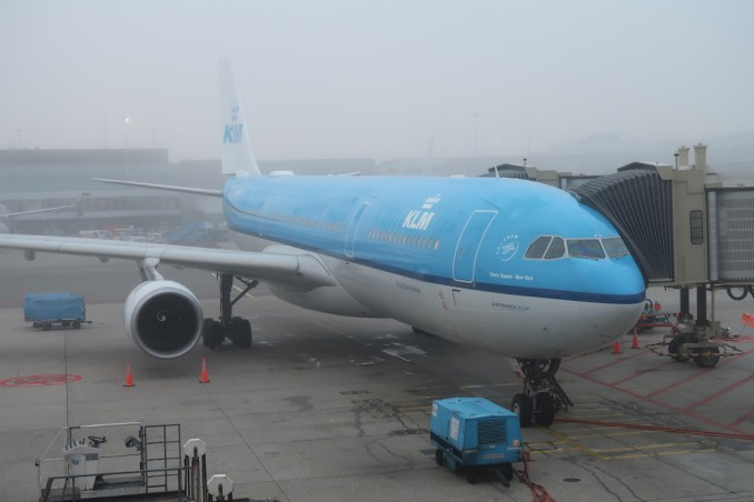 KLM AIRBUS A330