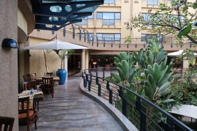 SERENA KIGALI HOTEL: MILIMA RESTAURANT