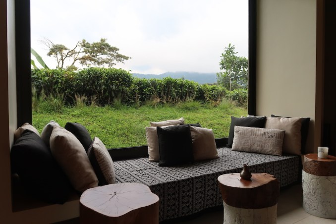 ONE&ONLY NYUNGWE HOUSE: SPA HOUSE
